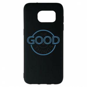 Etui na Samsung S7 EDGE The good things