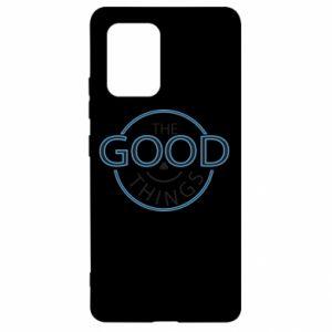 Etui na Samsung S10 Lite The good things