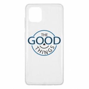 Etui na Samsung Note 10 Lite The good things