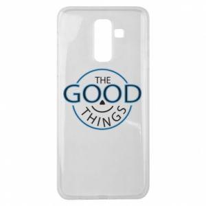 Etui na Samsung J8 2018 The good things