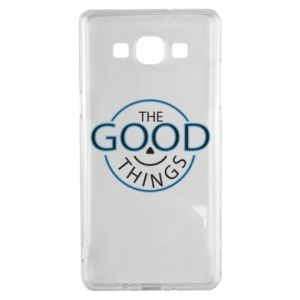 Etui na Samsung A5 2015 The good things
