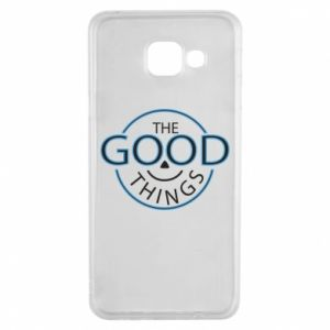 Etui na Samsung A3 2016 The good things