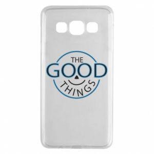 Etui na Samsung A3 2015 The good things