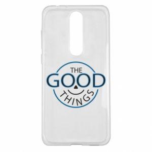 Etui na Nokia 5.1 Plus The good things