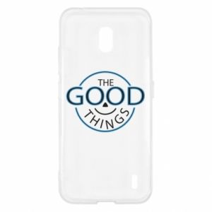 Etui na Nokia 2.2 The good things