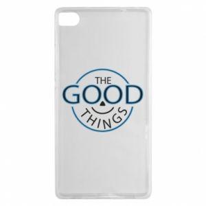 Etui na Huawei P8 The good things