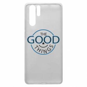 Etui na Huawei P30 Pro The good things