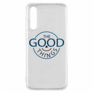 Etui na Huawei P20 Pro The good things