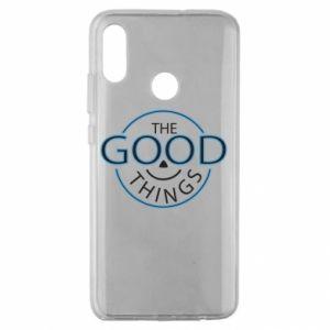 Etui na Huawei Honor 10 Lite The good things
