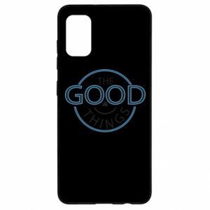 Etui na Samsung A41 The good things