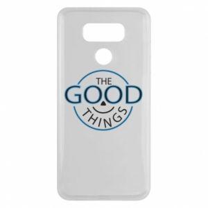 Etui na LG G6 The good things