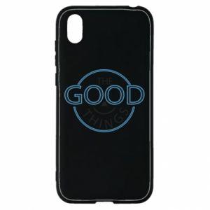 Etui na Huawei Y5 2019 The good things