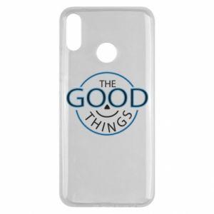 Etui na Huawei Y9 2019 The good things