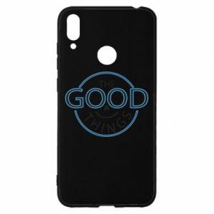 Etui na Huawei Y7 2019 The good things