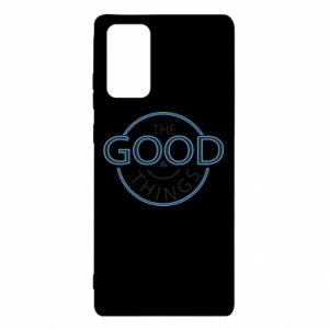 Etui na Samsung Note 20 The good things