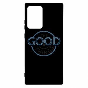 Etui na Samsung Note 20 Ultra The good things