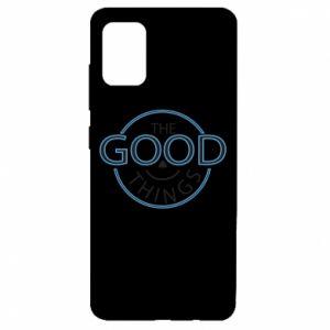 Etui na Samsung A51 The good things