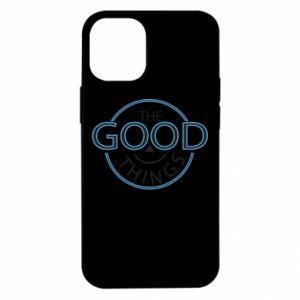 Etui na iPhone 12 Mini The good things