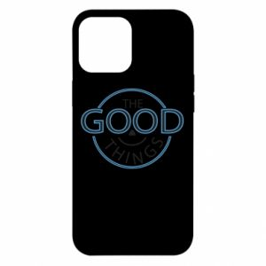 Etui na iPhone 12 Pro Max The good things