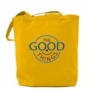 Bag The good things