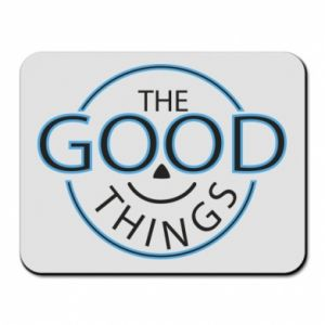Podkładka pod mysz The good things
