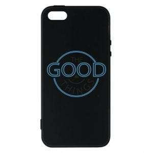 Etui na iPhone 5/5S/SE The good things