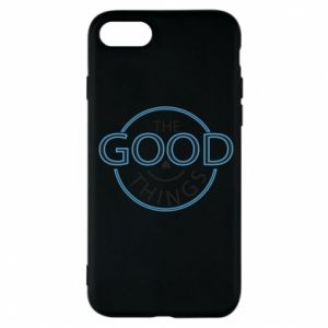 Phone case for iPhone 7 The good things