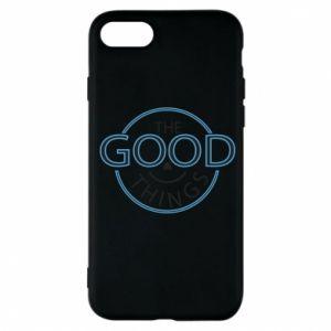 Etui na iPhone 7 The good things