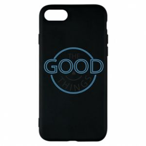Etui na iPhone 8 The good things