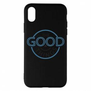 Etui na iPhone X/Xs The good things