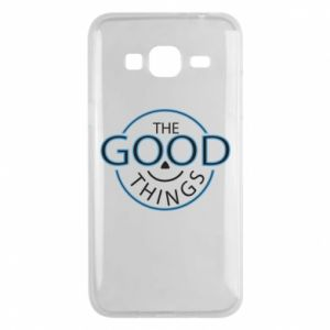 Phone case for Samsung J3 2016 The good things