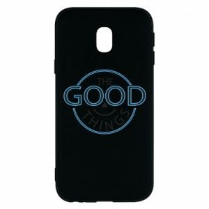 Phone case for Samsung J3 2017 The good things