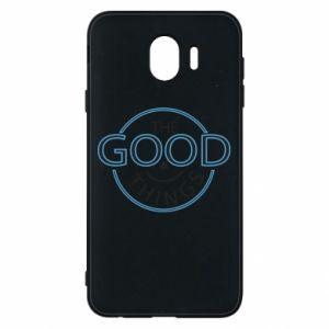 Etui na Samsung J4 The good things