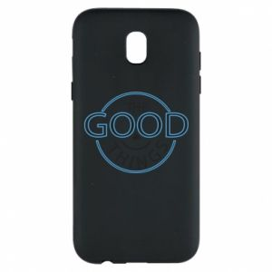 Phone case for Samsung J5 2017 The good things