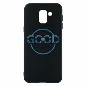 Phone case for Samsung J6 The good things