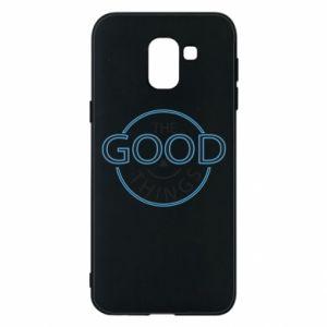 Etui na Samsung J6 The good things