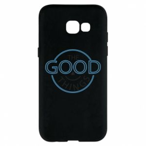 Phone case for Samsung A5 2017 The good things