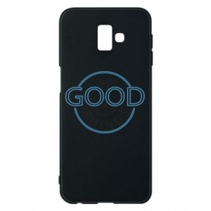 Phone case for Samsung J6 Plus 2018 The good things