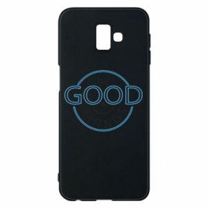 Etui na Samsung J6 Plus 2018 The good things