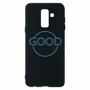 Phone case for Samsung A6+ 2018 The good things