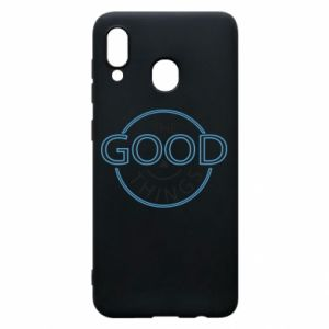 Phone case for Samsung A30 The good things