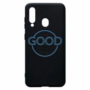 Etui na Samsung A60 The good things