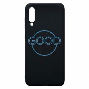 Phone case for Samsung A70 The good things