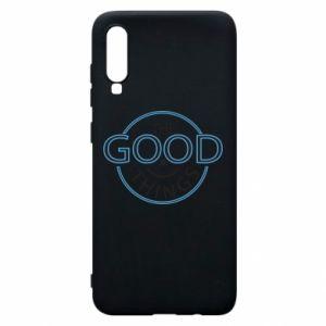 Etui na Samsung A70 The good things
