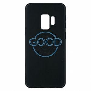 Etui na Samsung S9 The good things