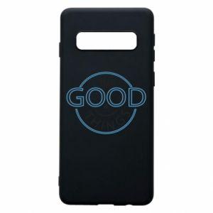 Etui na Samsung S10 The good things