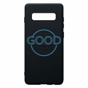 Phone case for Samsung S10+ The good things