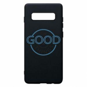 Etui na Samsung S10+ The good things