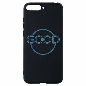 Phone case for Huawei Y6 2018 The good things