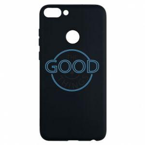 Etui na Huawei P Smart The good things